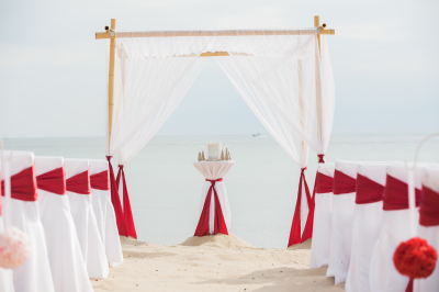 Sand Ceremony Table